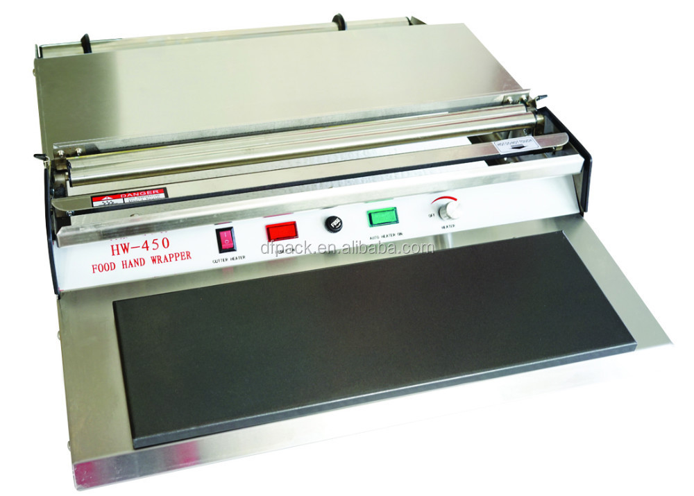 food tray wrapping machine
