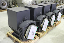China supplier CE and ISO Certificate 50 KW AC Alternator