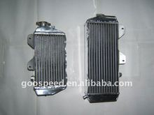 Aluminum Motorcycle Radiator for KAWASAKI EX250 NINJA 2007