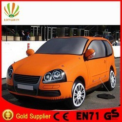 2014 customized hot sale inflatable car model for advertising