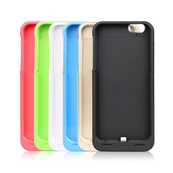 3500mAh External Battery Case Charger Portable Charger Battery Back Up Power Bank Rechargeable Power Case pack for iphone 6