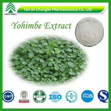 GMP factory supply hot selling 100% natural Yohimbe Extract powder in herbal extract