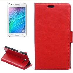 Superior quality Leather phone case cover for Samsung galaxy J5 case