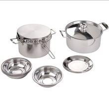 fashion hot-sale stainless steel cookware set