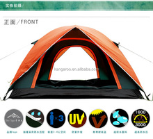 Foldable large size camping tent