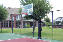 Height Adjustable Basketball Stands And Hoops