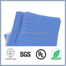 3K250 Silicone Rubber Heat Conductive Pad With High Thermal