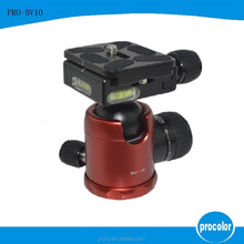 Suction Cup Mount With Ballhead + Go Pro Tripod Mount