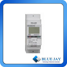 CE approved digital watt meter