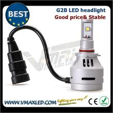 stable driven inside 3s led headlight with good customer feedback