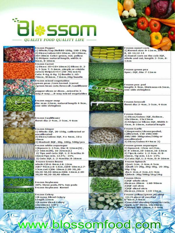 China exporter hot sale natural fruit organic farm fresh sweet frozen mango
