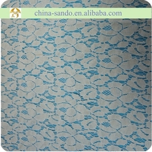 new sample heavy cotton fabric lace stores in china