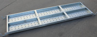 Hot Dipped Galvanized Steel Planks with Hooks as Scaffolding Parts