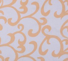 The European and American style Printed cotton fabric design for western