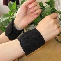touemaline heat wrist support brace/pain relief wrist band