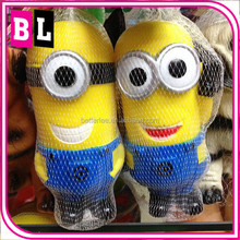 2015 Hot Sell Minion Plastic Toy for Despicable Me Minion