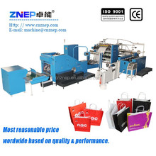 ZD-F450Q hot sale machines for making square bottom shopping paper bags