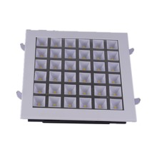 2015 Wholesale High Luminous 36W LED Recessed Downlight