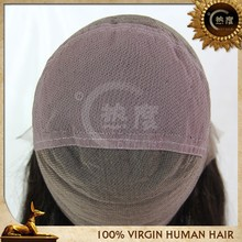 New products 7A high quality black women cambodian hair full lace wig human hair