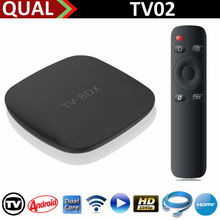 tv tuner box for lcd monitor with WM8880 Dual Core HDMI full HD 1080p XBMC AV/RJ45 Android 4.4 C