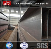 S275JR hot rolled prime structural steel h beam for construction