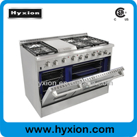 Free standing Stainless steel 48'' gas burner for bakery oven