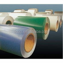 PVDF aluminium sheet coil for cladding panel
