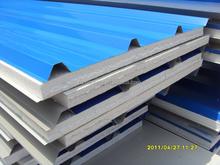 Environmental EPS Sandwich Wall Panels For Assembling Prefab Houses