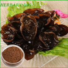 100% pure natural Black wood ear extract 20:1--Anti-cancer