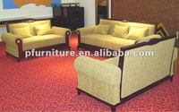 malaysia wood sofa sets furniture PFS3863