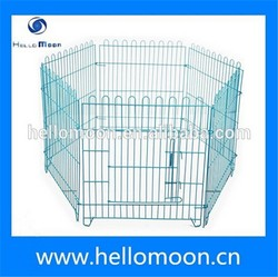 Large Outdoor Foldable Wire Mesh Fencing Dog Kennel