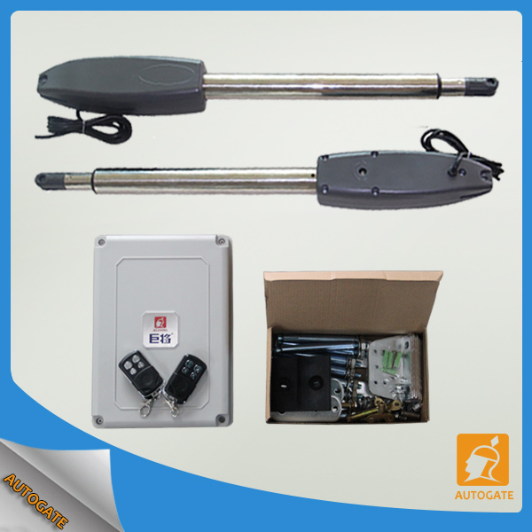 Double arms electronic swing gate openers autogate