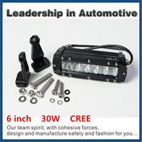 Off-road SUV Truck High Quality Cheap Mine lightbar Waterproof 36w led light bar off road