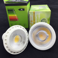 5w GU10 Led Bulbs, 50w Equivalent, Perfect Standard Size Recessed Lighting GU10 LED spotlight 360lm