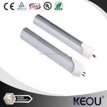 5 years warranty factory price t8 1200mm g13 led tube , t8 1200mm 18/20w, 20/18watt, 18/20 watt led tube light rotable caps