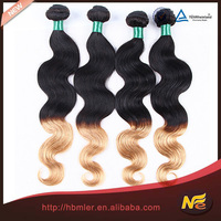 2015 hot sale new arrival human hair 27 piece hair weave