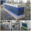 lighted bar counter top,LED wine bar counter, nightclub bar counter/LED bar counter