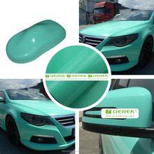 Car decoration sticker design Tiffany gloss wrap car for auto color changing