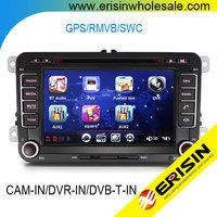 "ES7086V 7"" Car Radio Sat Navi/BT/DVD/ GOLF 5 6/PASSAT/TIGUAN/TOURAN"