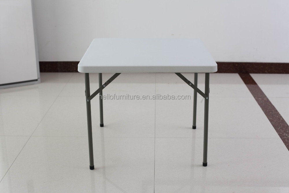 White Plastic Folding Table Dining Table Square Dining Table Buy