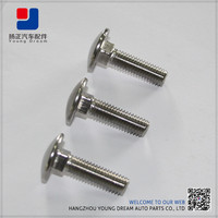 Competitive Fasteners Cheap Customized Types Of Stud Bolts