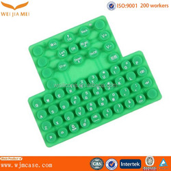 silicone /rubber bulk buttons