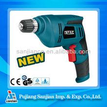 350 W 6.5 mm nuevo ideal segunda herramienta eléctrica de mano de mini taladro eléctrico