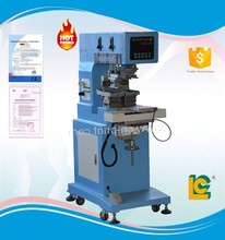 2-color pad printing machine LC-PM2-150 with shuttle for mug bottle usb mp4 pen etc