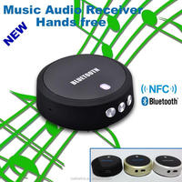 Wholesale products NFC Wireless Bluetooth 4.0 Audio Music Receiver Adapter For iPhone Samsung Tablet PC