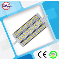 dimmable 118mm r7s led light, r7s led 78mm 10w, led filament r7s