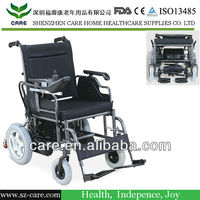 CARE mobility standard electric wheelchairs specifications