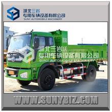 FOTON ROWOR 6 wheel dump truck capacity,10 ton tipper truck