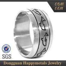 Hottest Competitive Price Jewelry Kissing Diamonds Ring