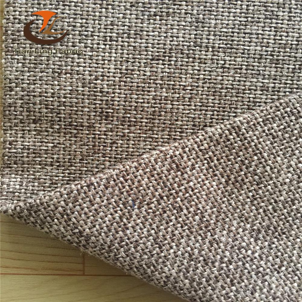 Pas cher canap jute tissu d 39 ameublement tissu pour canap fixe tissus ti - Tissu d ameublement pour canape ...